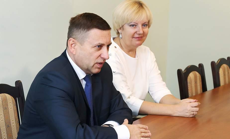 Иван Лавринович: «Качественная пресса должна объективно подавать информацию и мотивировать человека на успех»