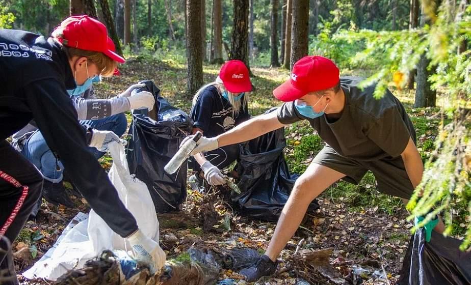 1,4 тонны мусора, 6 городов, больше сотни волонтеров – как прошла республиканская Cleanup-акция
