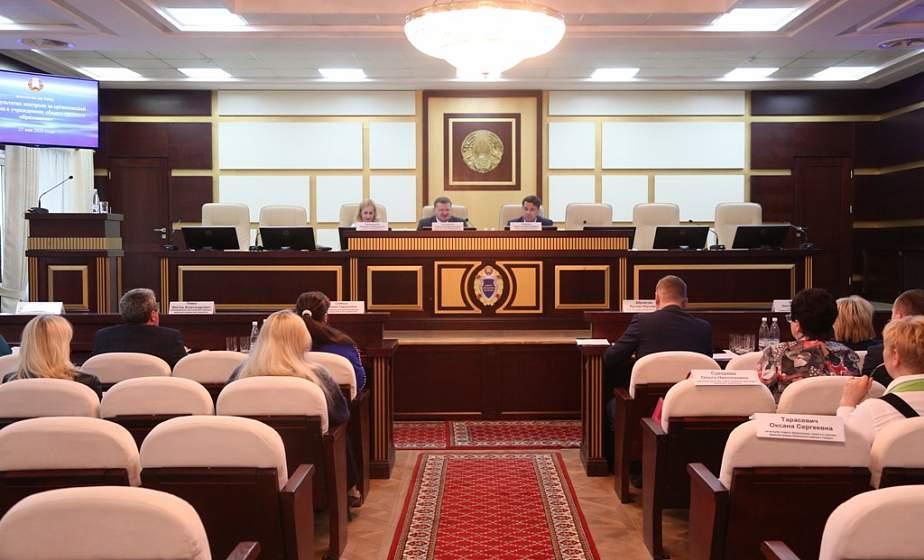 КГК области выявил нарушения в организации питания школьников. Вопрос обсудили на заседании коллегии Комитета госконтроля