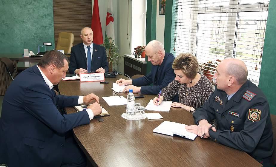 Юрий Караев: «Районные власти в целом работают слаженно и профессионально»
