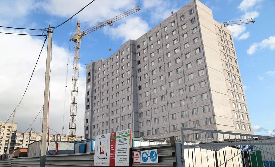 Около 85 процентов студентов-купаловцев будут обеспечены жильем после открытия нового студенческого общежития в Гродно