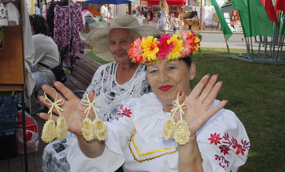 Выставы твораў мастакоў Гродзеншчыны прайшлі на святкаванні Дня беларускага пісьменства