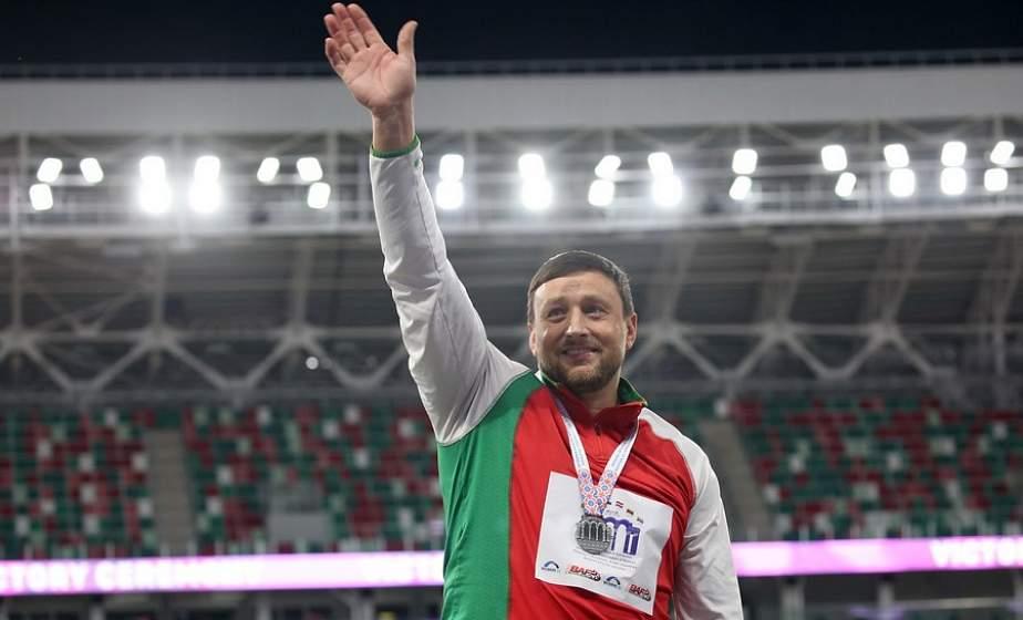 Иван Тихон – председатель Белорусской федерации легкой атлетики