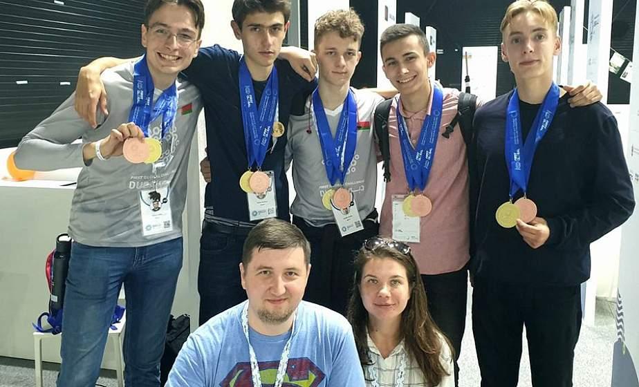 Белорусы победили на международном конкурсе по робототехнике и программированию