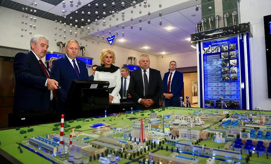 Премьер-министр Беларуси Сергей Румас сегодня посетил с рабочей поездкой Гродненскую область