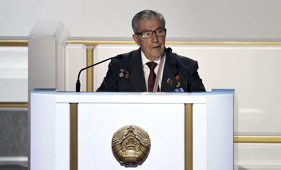 Делегат ВНС предложил установить в Беларуси День партизана и подпольщика