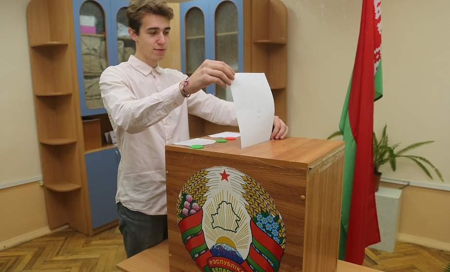 Студент года Артем Нестерук: «Голосовать нужно обязательно. Мы можем и должны влиять на результаты выборов»