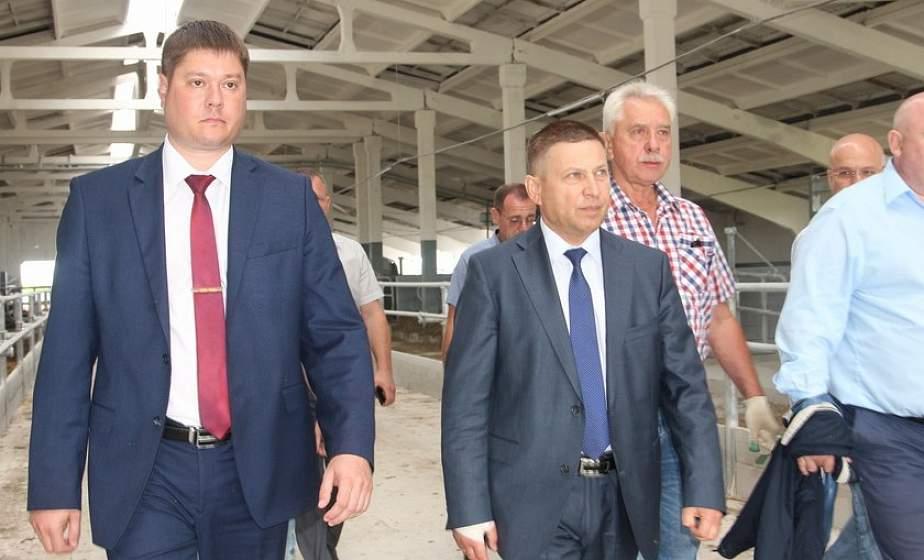 Помощник Президента Республики Беларусь – инспектор по Гродненской области Иван Лавринович посетил Зельвенский район