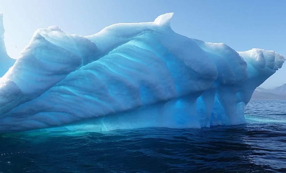 Ученые выяснили, почему лед Гренландии стал таять в семь раз быстрее
