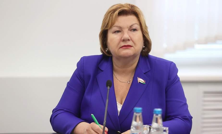 Лилия Ананич: «Закон «О недопущении реабилитации нацизма» – важный шаг к тому, чтобы наше молодое поколение так же, как мы, когда были живы наши деды, отцы, понимали историю»