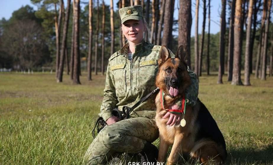 Белорусские пограничники заняли первое место на международных соревнованиях