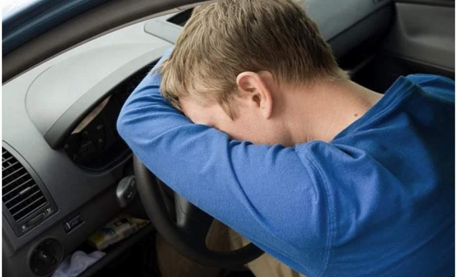 В Скиделе сотрудники ГАИ задержали пьяного 15-летнего подростка за рулем
