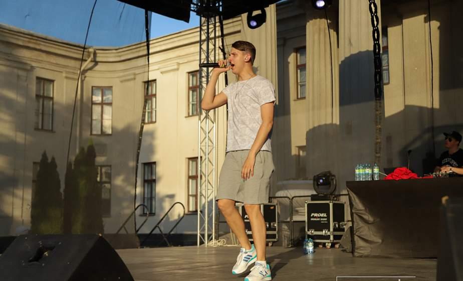 Тима Белорусских стал одним из самых прослушиваемых исполнителей 2019г в Беларуси