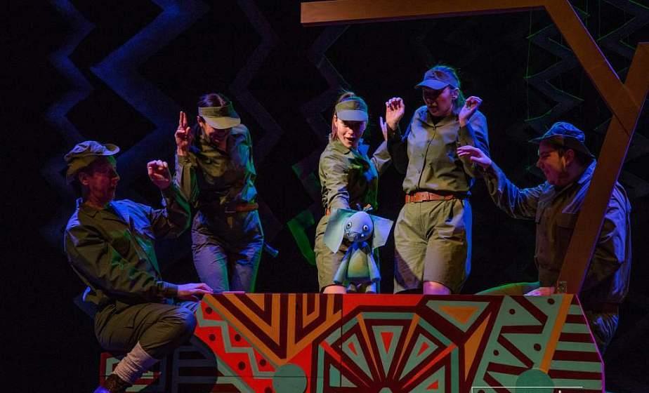 «Сон в летнюю ночь» и историю про слоненка театр кукол сыграет в усадьбе в Каролино