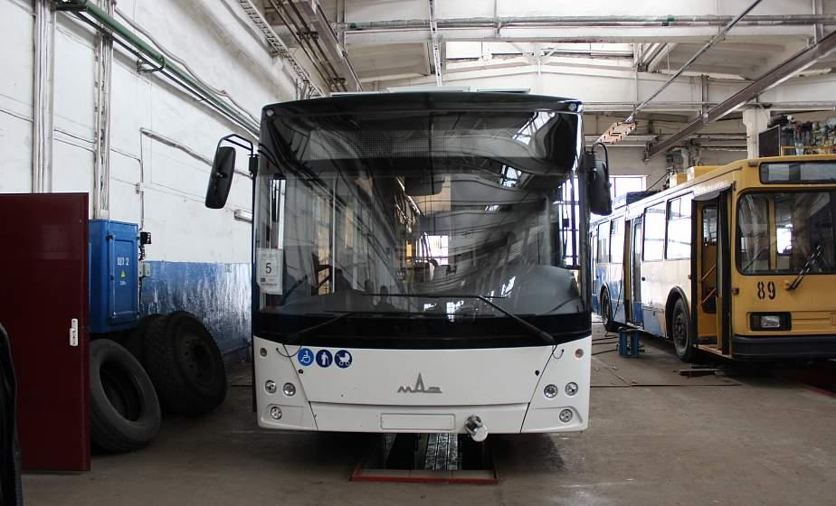 6 ноября в  Гродно откроют новый троллейбусный маршрут