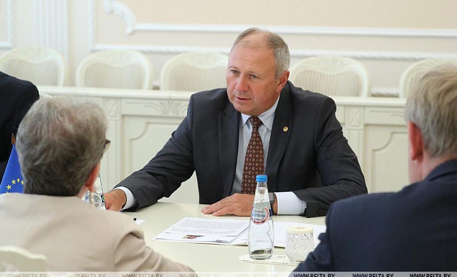 Правительство Беларуси рассчитывает на подписание визового соглашения с ЕС осенью