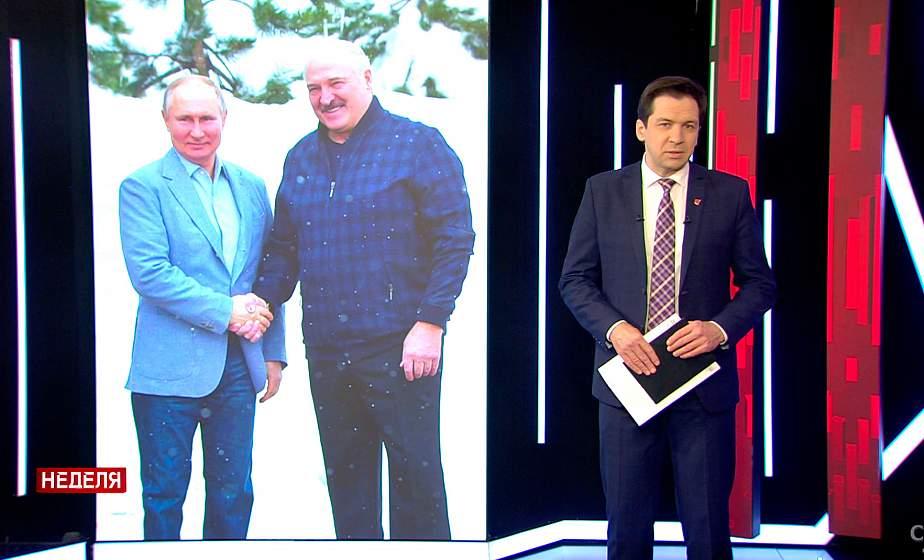 Встреча президентов Беларуси и России в Сочи: что осталось за кадром? (+видео)