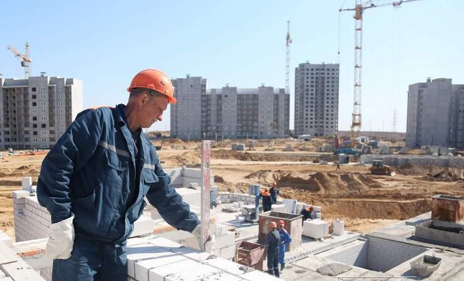 КГК Гродненской области выявил нарушения в строительной отрасли региона
