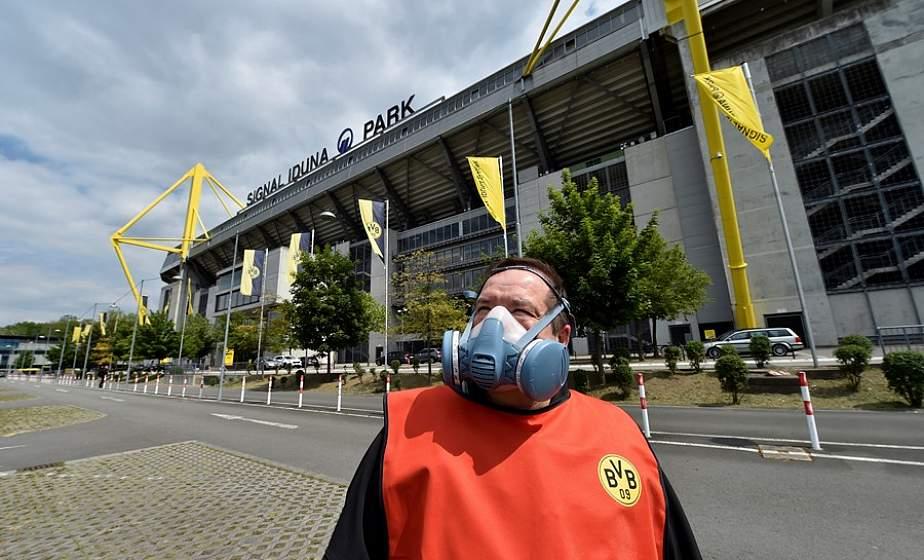 Германия первой в Европе возобновила футбольный чемпионат. Без зрителей и c соблюдением множества ограничений